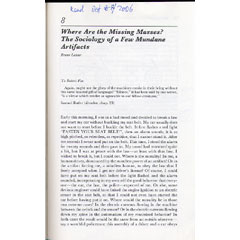 Notes on the auteur theory in 1962 citation